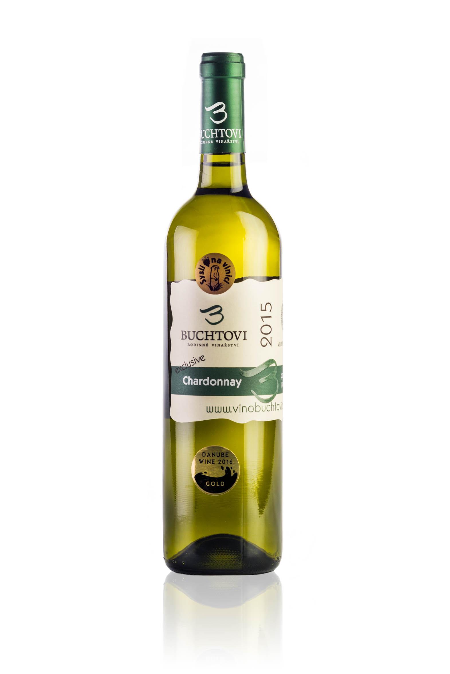 produkt_Chardonnay 3 Exclusive r. 2015 DOPRODEJ