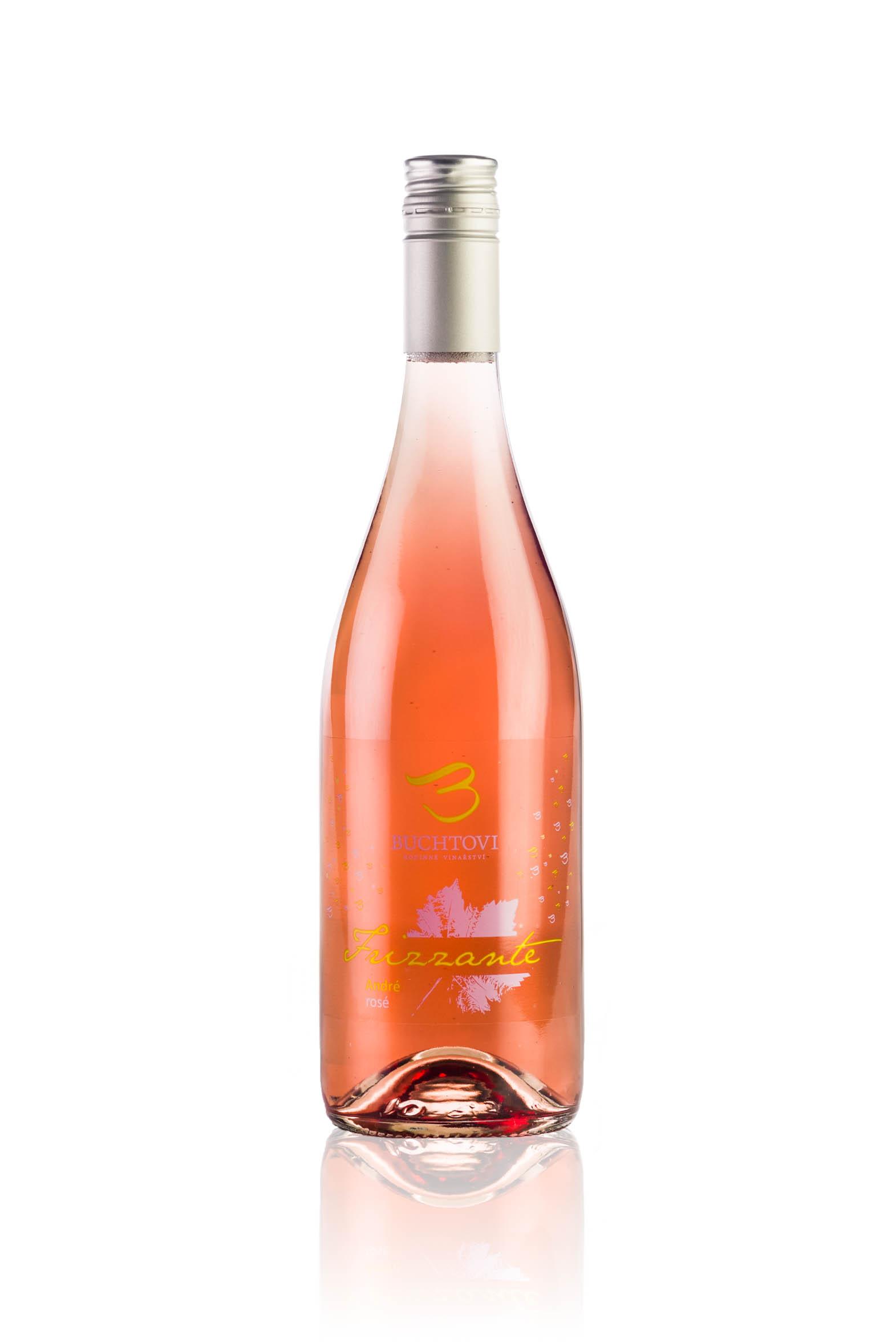 produkt_André Frizzante rosé r. 2015