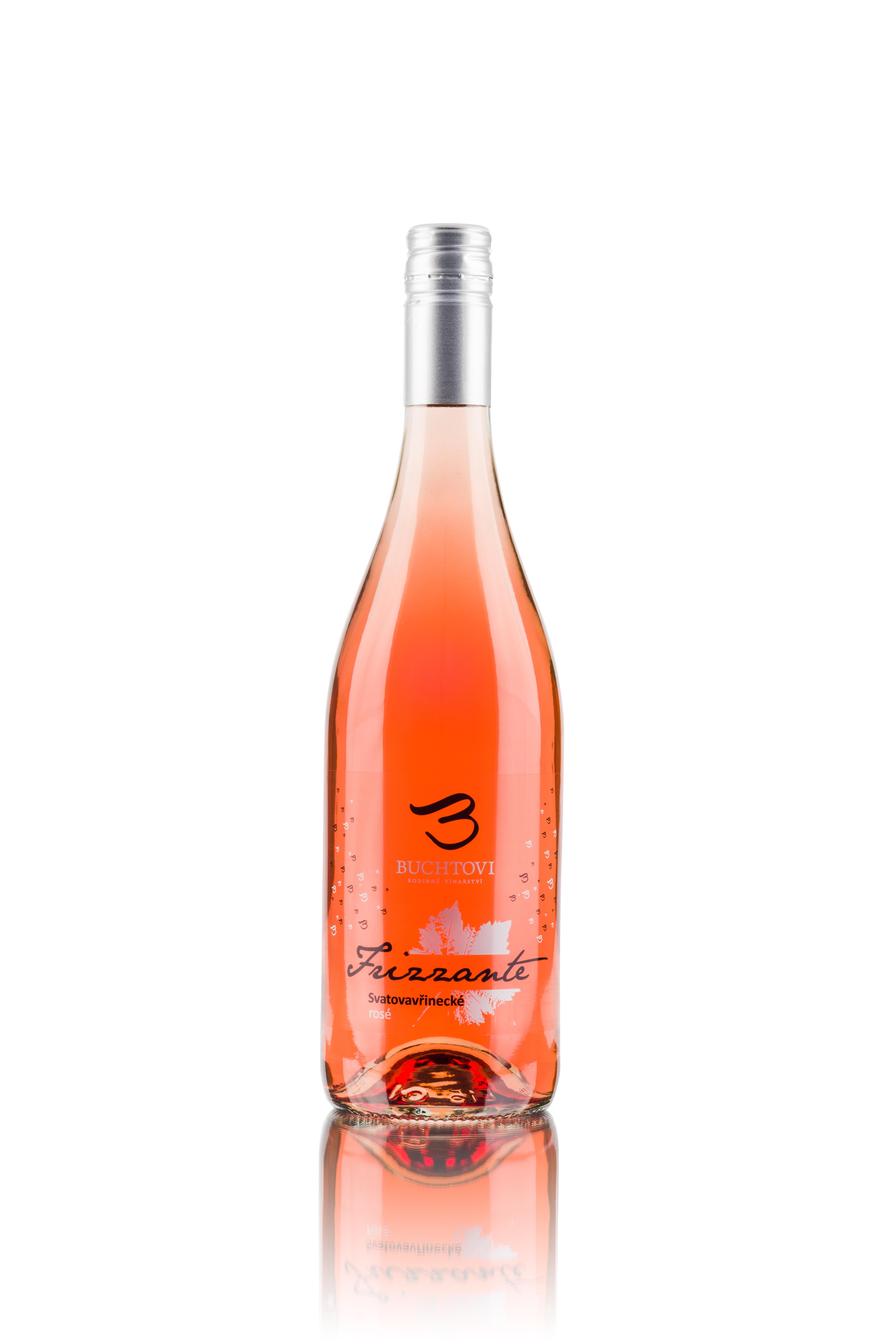 produkt_Svatovavřinecké rosé FRIZZANTE r.2017